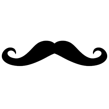 Handle bar mustache png. Gallery for handlebar tattoo