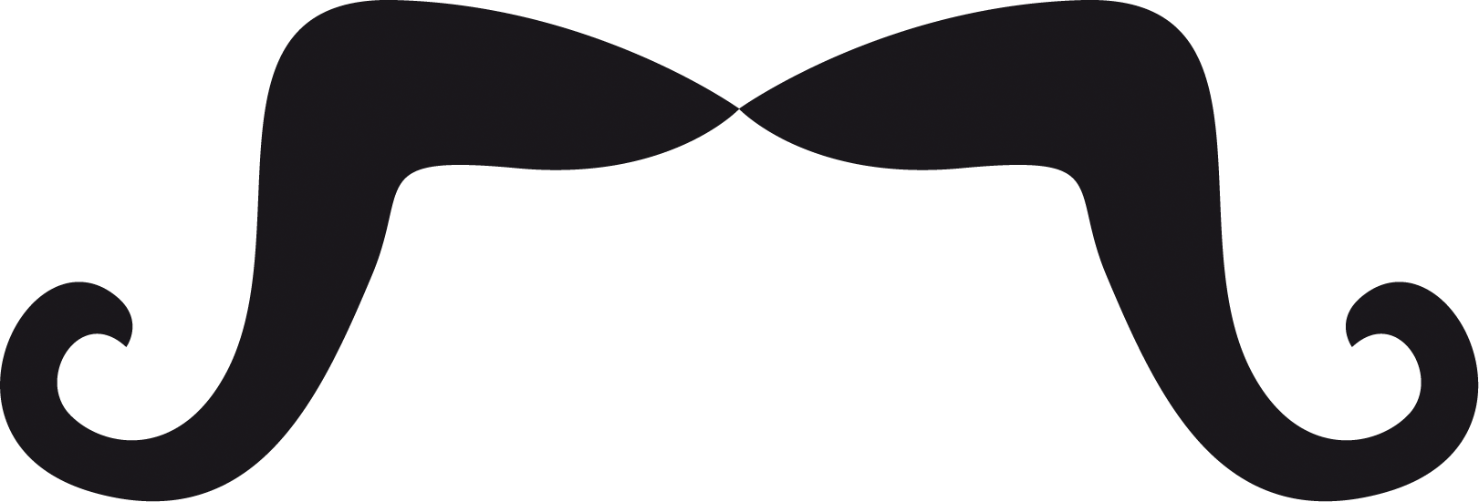 mustache png french
