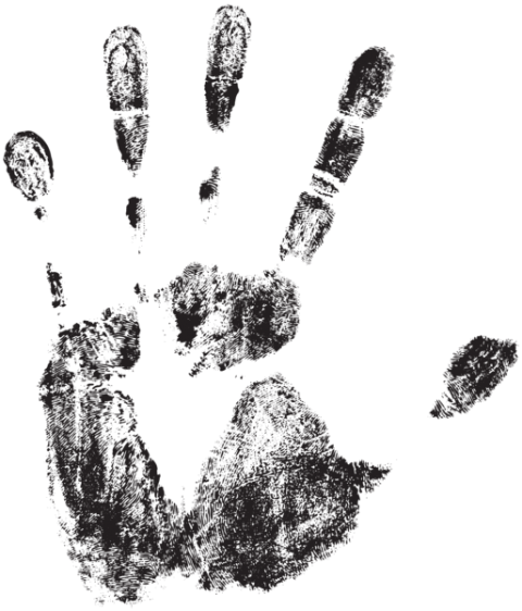 Handprint drawing. Png free images toppng