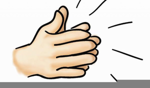 Hands clipart animated. Clapping free images at