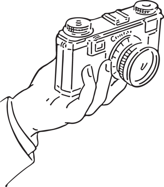 Hands clipart camera. Ra hand holding