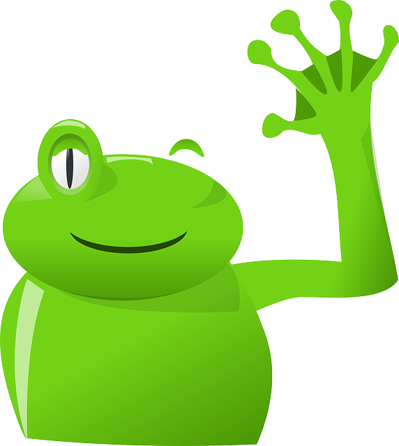 Hands clipart frog. Hand free on dumielauxepices
