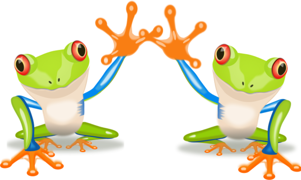 Hands clipart frog. Related pictures high five
