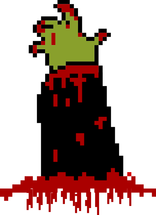 Hands clipart frog. Zombie hand i royalty