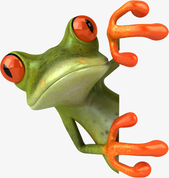 Hands clipart frog. Hand painted frogs cartoon