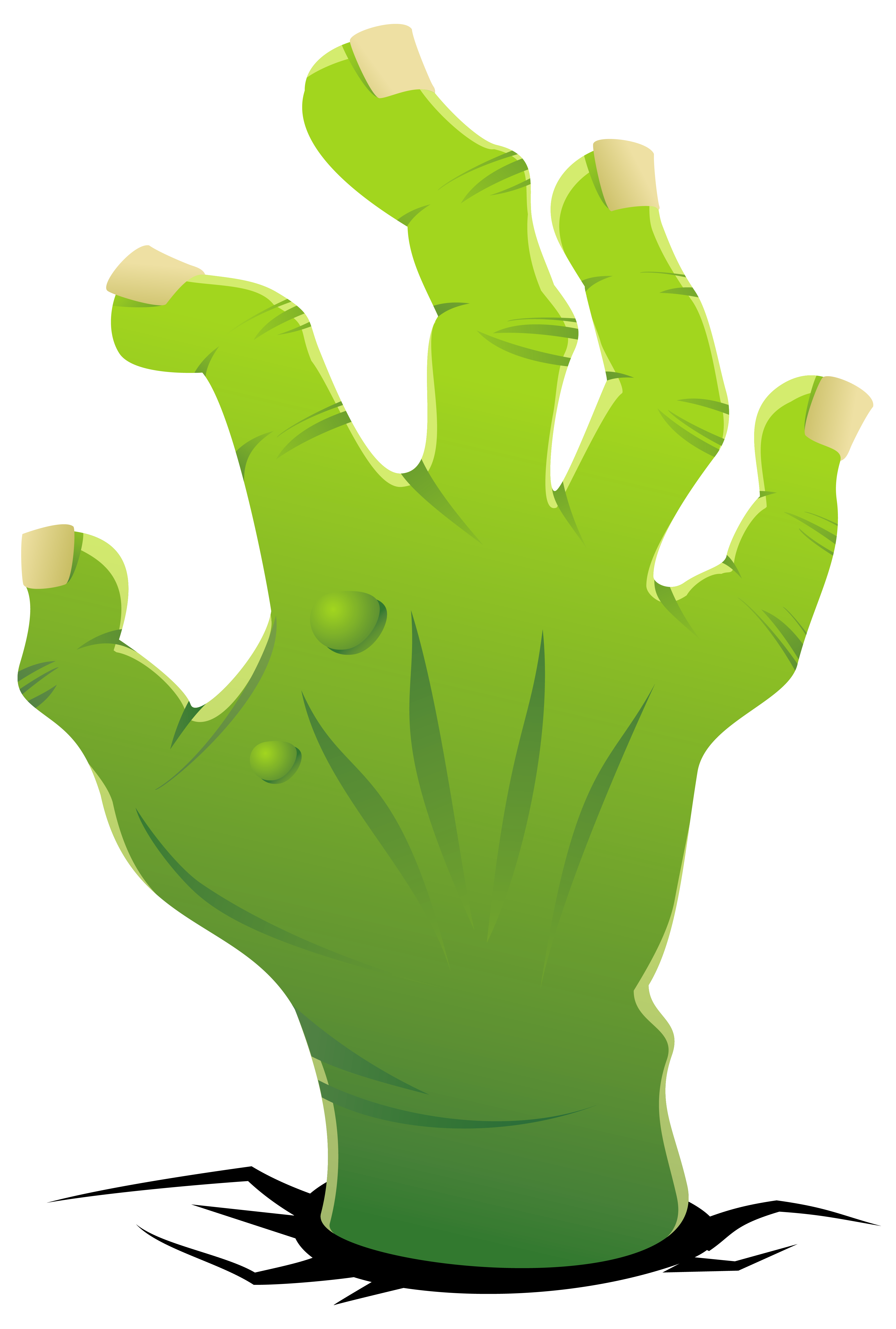 Hands clipart zombie. Hand png image gallery