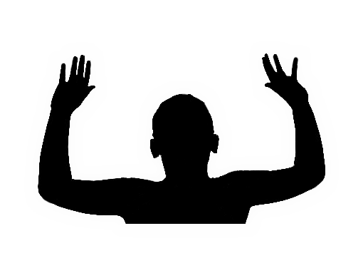 Hands in the air png. Untitled document tellers and