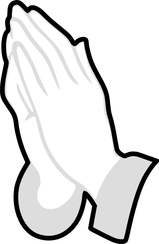 Hands of god png. Open clipart panda free