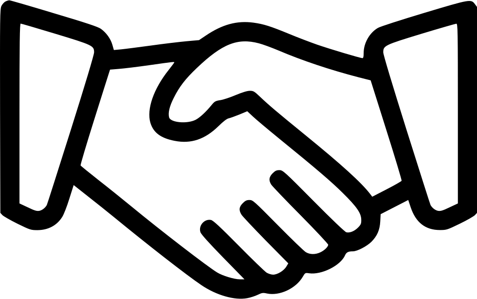 Hands shaking icon png. Hand shake svg free