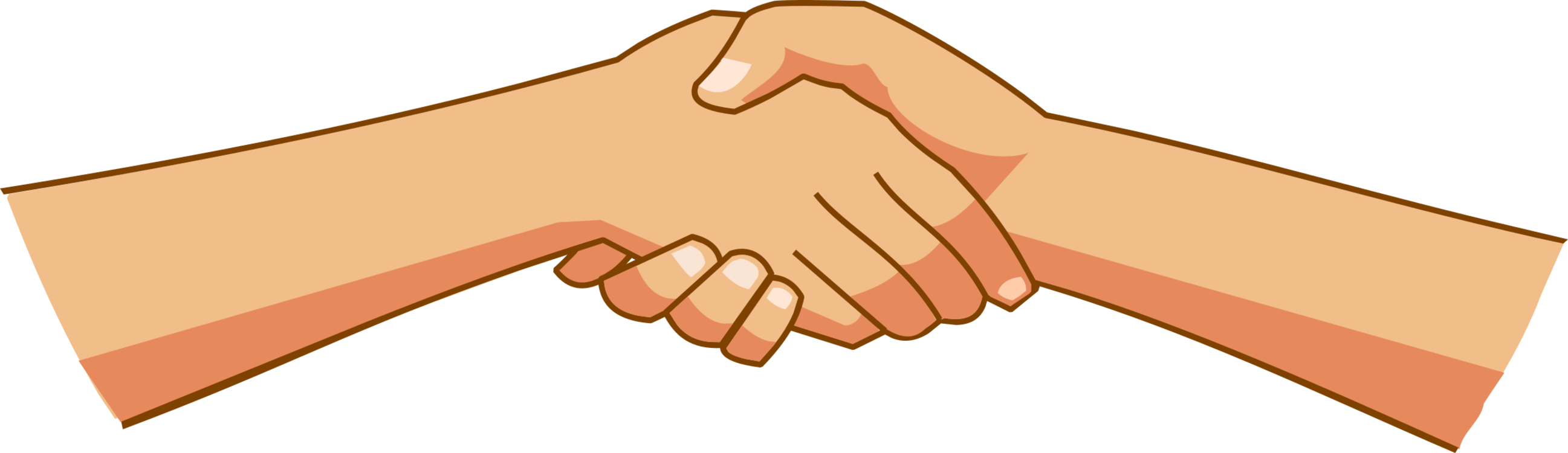 Handshake clipart. Computer icons arm download