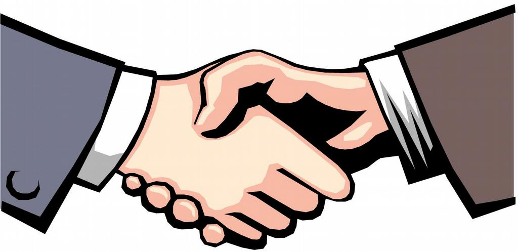 Handshake clipart. Business