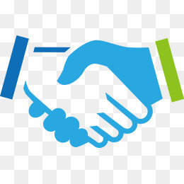Handshake clipart. Png vectors psd and