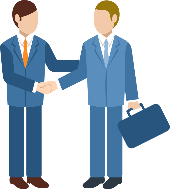 Handshake clipart business meeting. Download free png dlpng