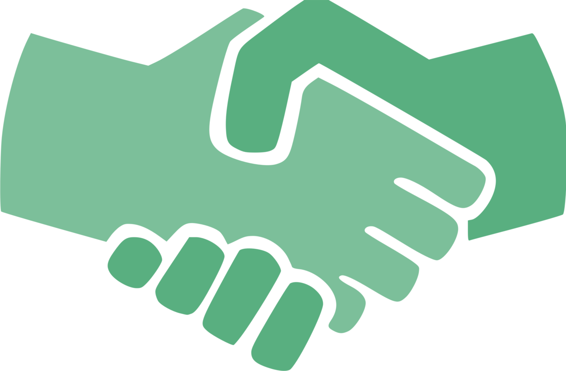 Handshake clipart business meeting. Computer icons icon design