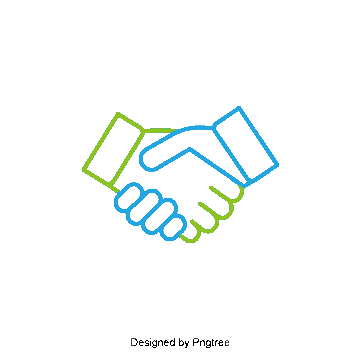 Handshake clipart work. Png vectors psd and