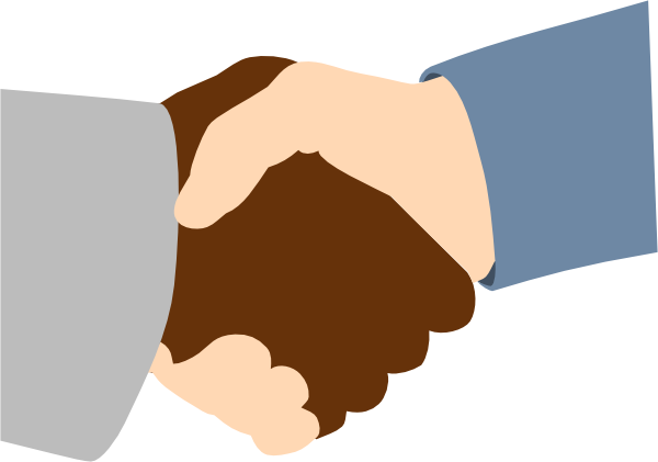 Handshake clipart holding hands. Free pictures of handshakes