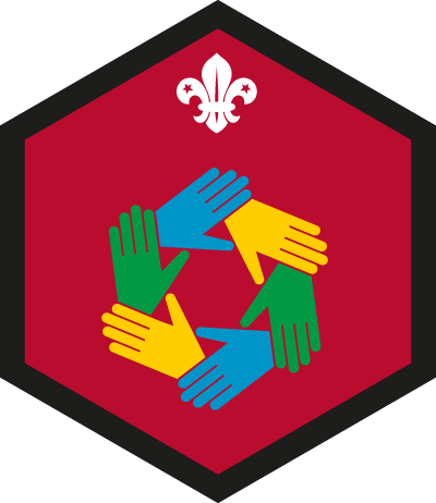 Handshake clipart teamwork. Pin by kent scouts