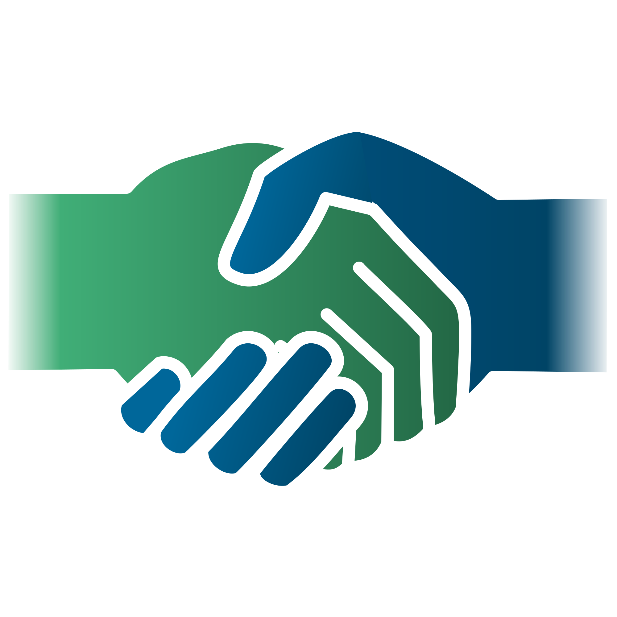 Handshake logo png. File icon green blue