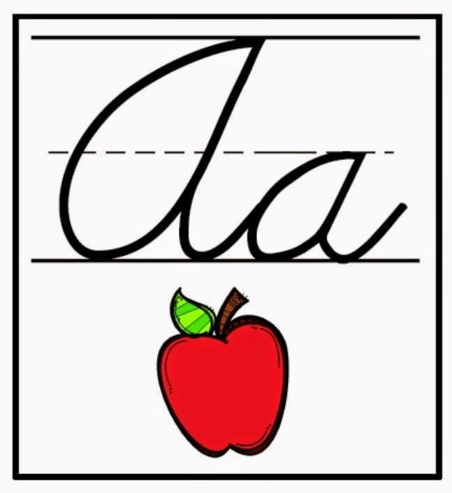 Handwriting clipart. Cool of cursive letter