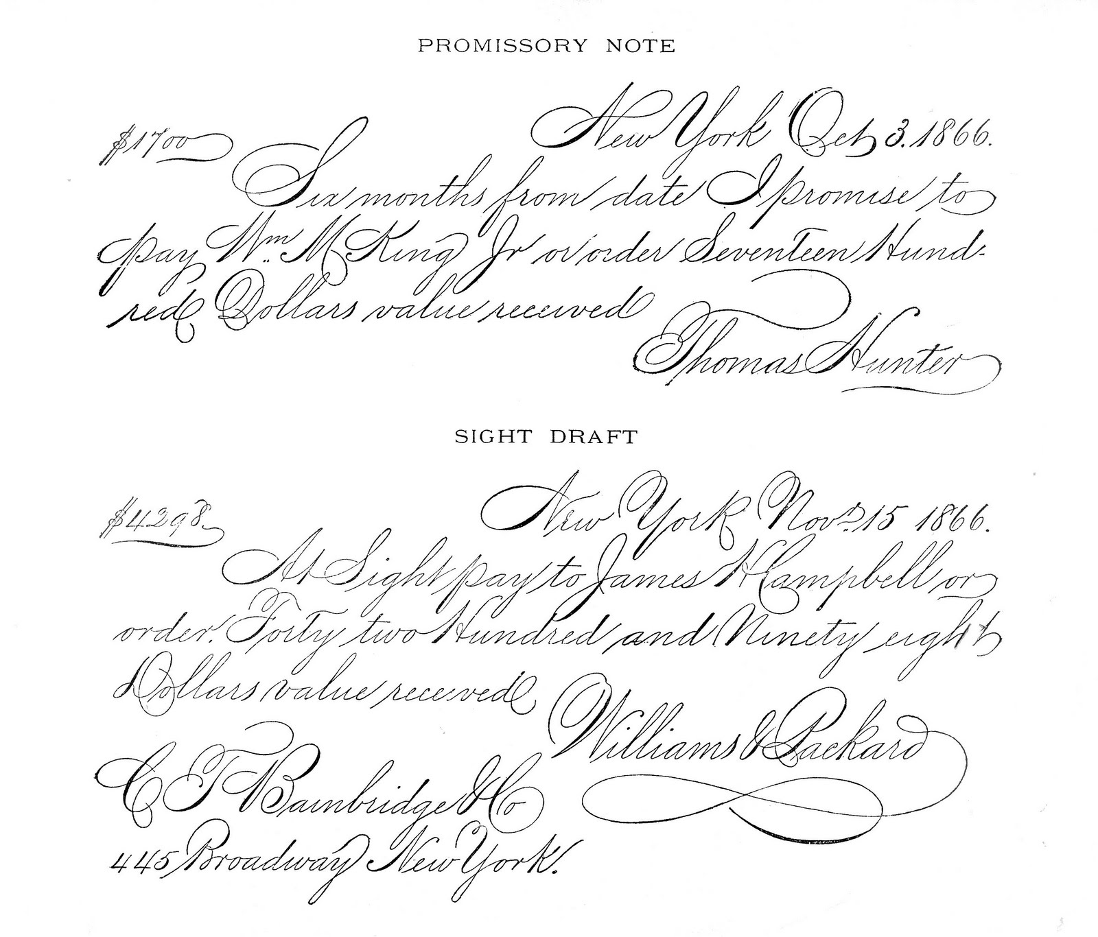 Handwriting clipart creative writing. Antique clip art spencerian
