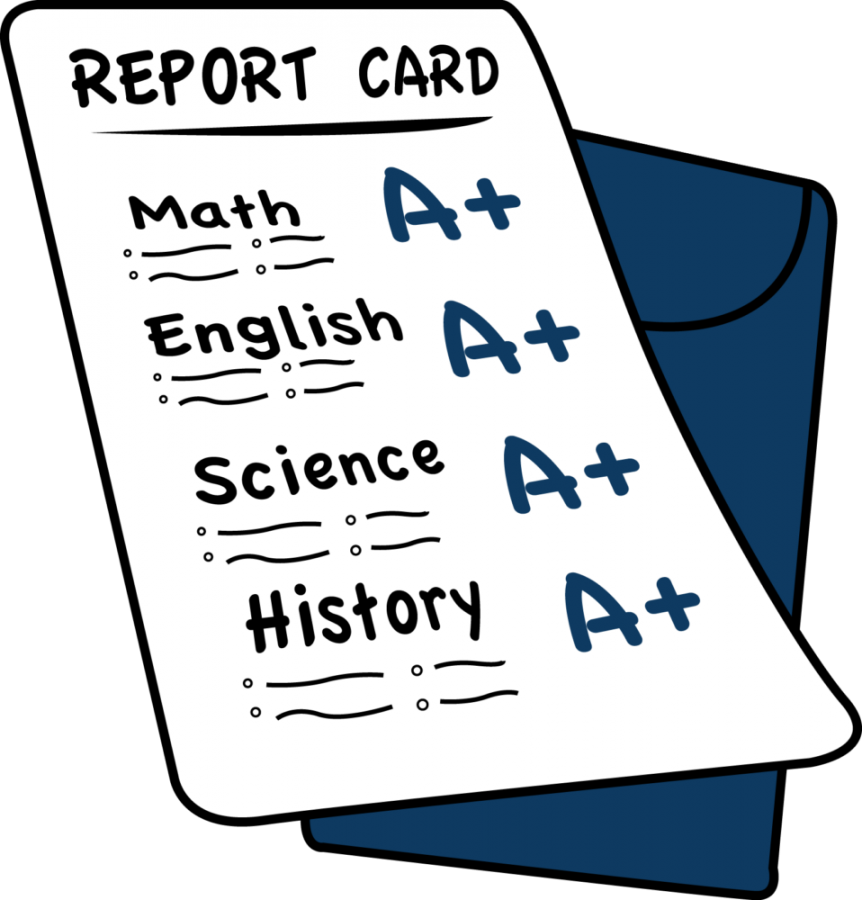 Handwriting clipart reporter. Do students care about
