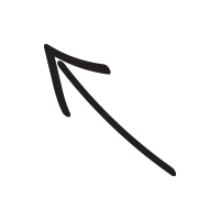 Drawn arrows png. Up hand arrow icons