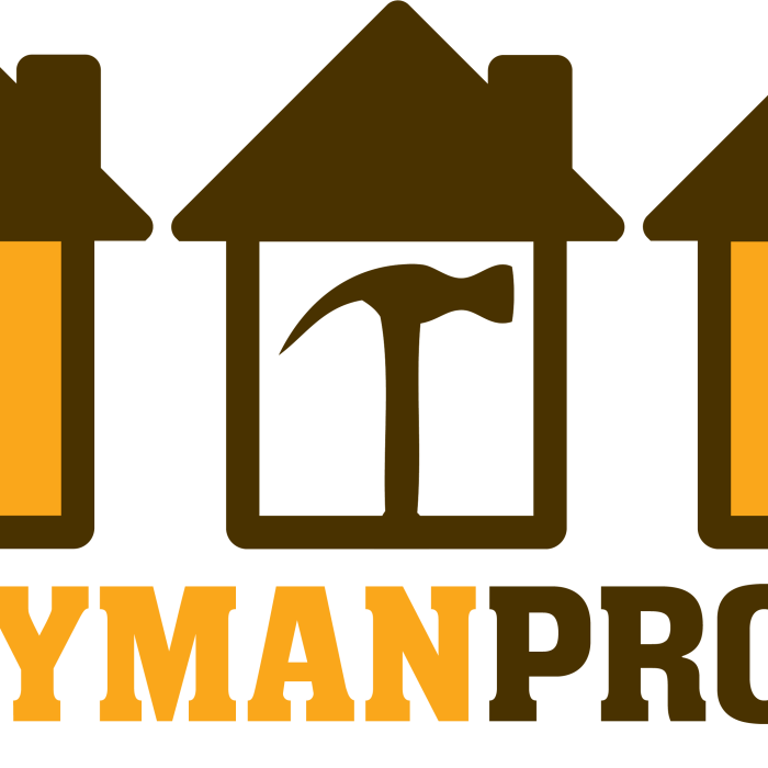 Handyman clipart diy man. The logo best torrance