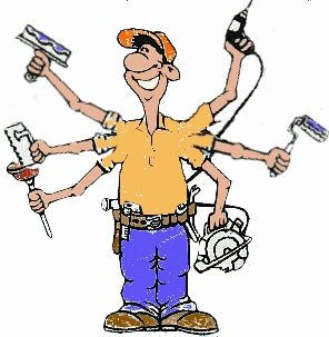 handyman clipart facility maintenance