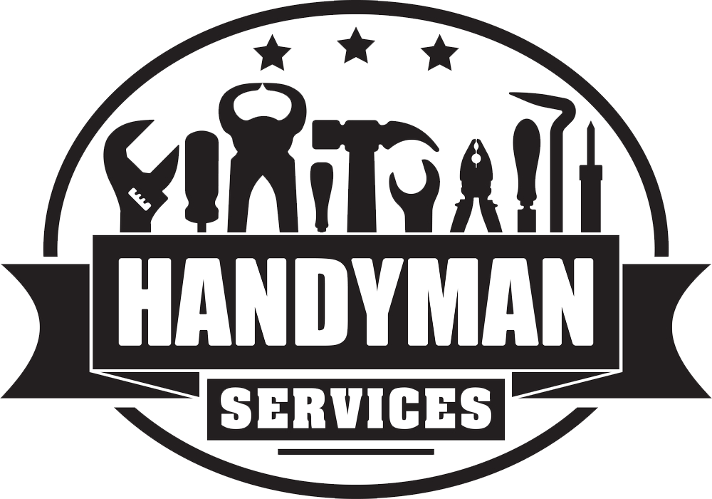 Handyman clipart hardware item. General services installation and