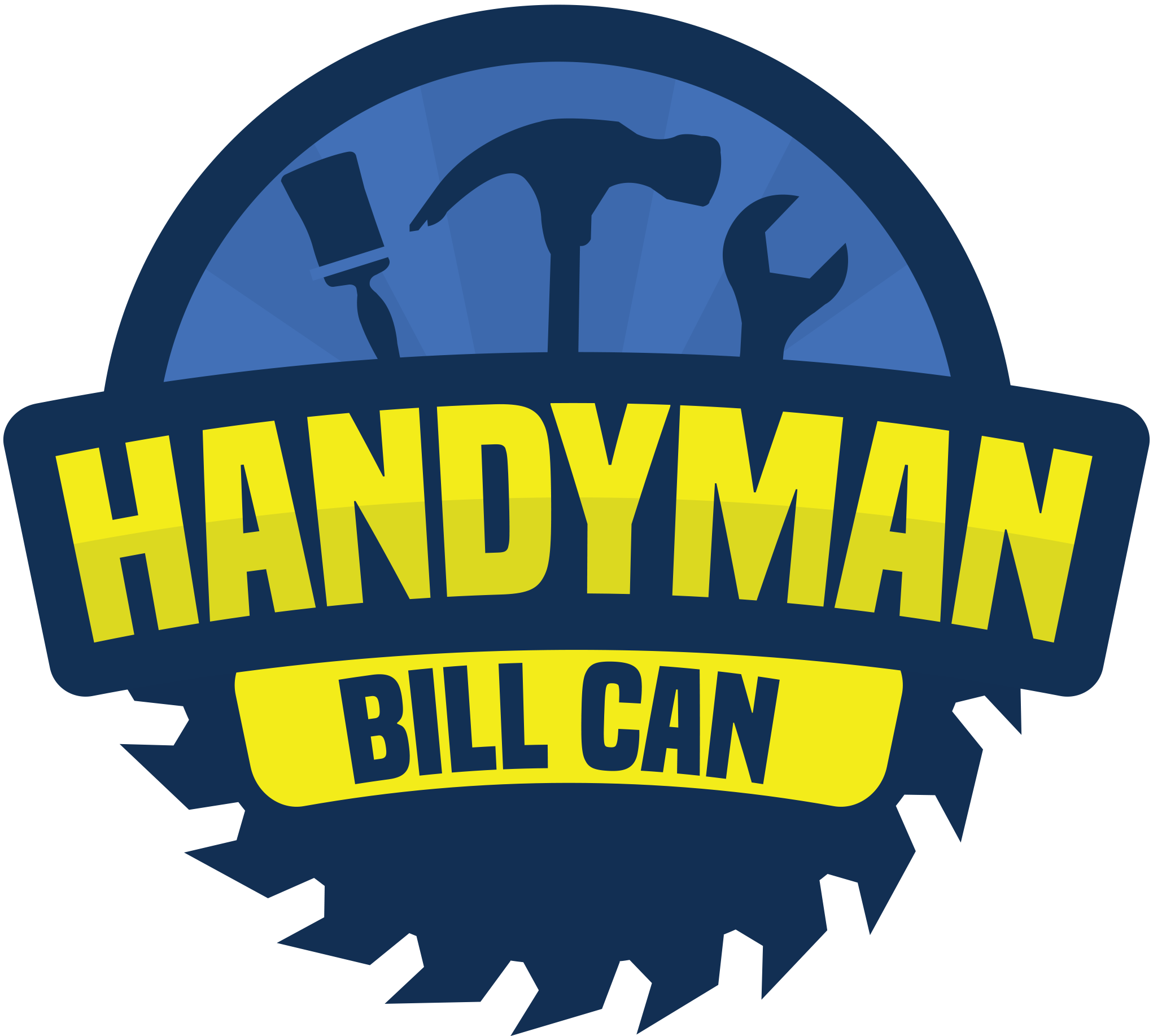 Handyman clipart hardware store. Home bill can