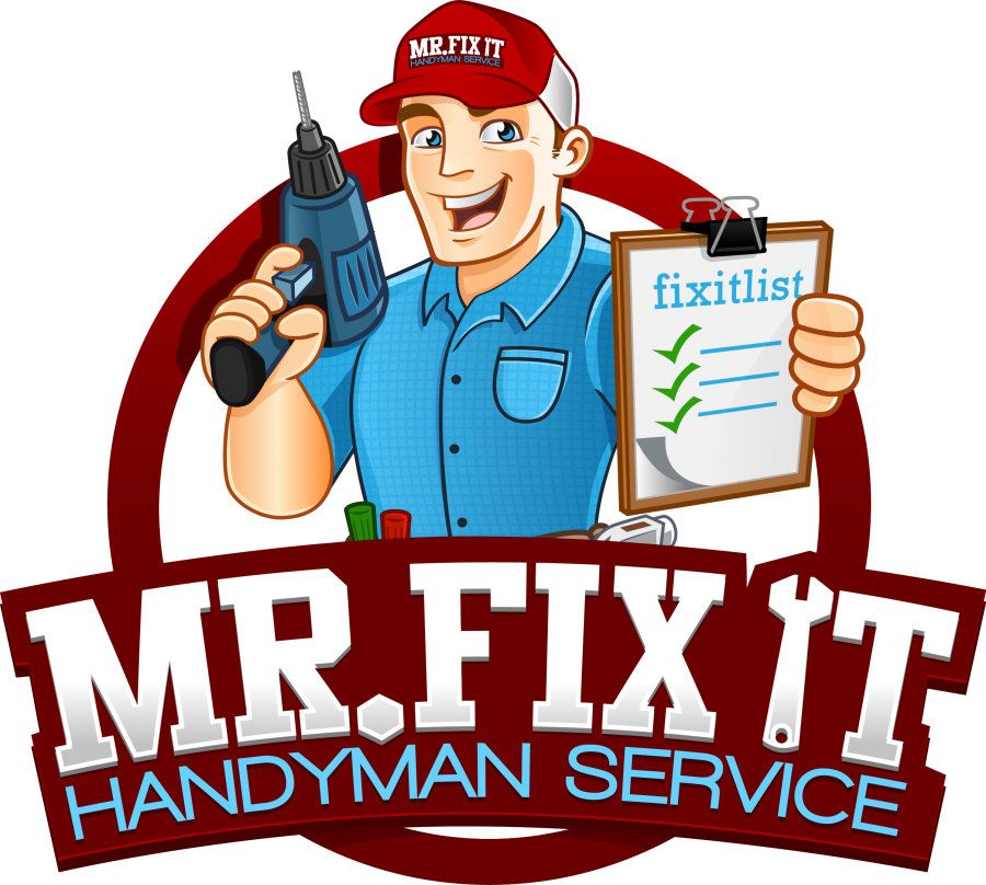 Handyman clipart hardware store. Riveting logo