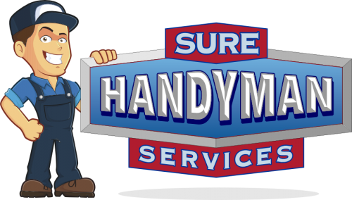 Handyman clipart hardware store. Sure handy man services
