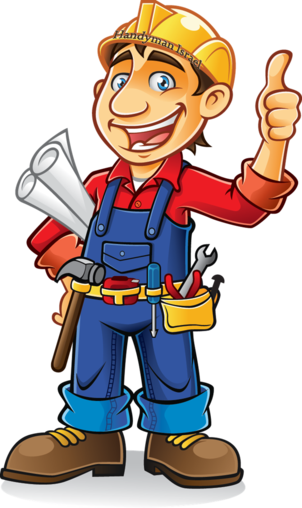 Handyman clipart png. Carpet installation and