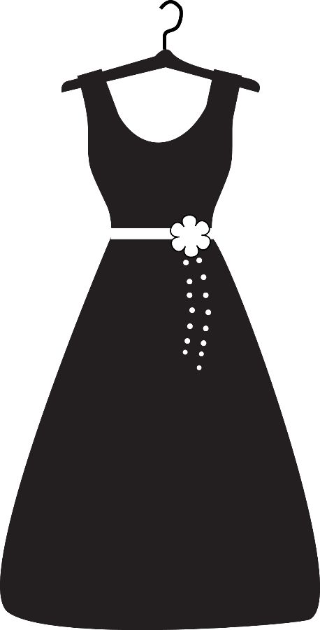 Hanger clipart formal dress. Best paper dolls clothing