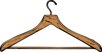 Hanger clipart logo. Free clothes page of
