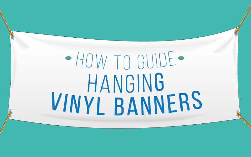 Hanging banner png. How to guide on