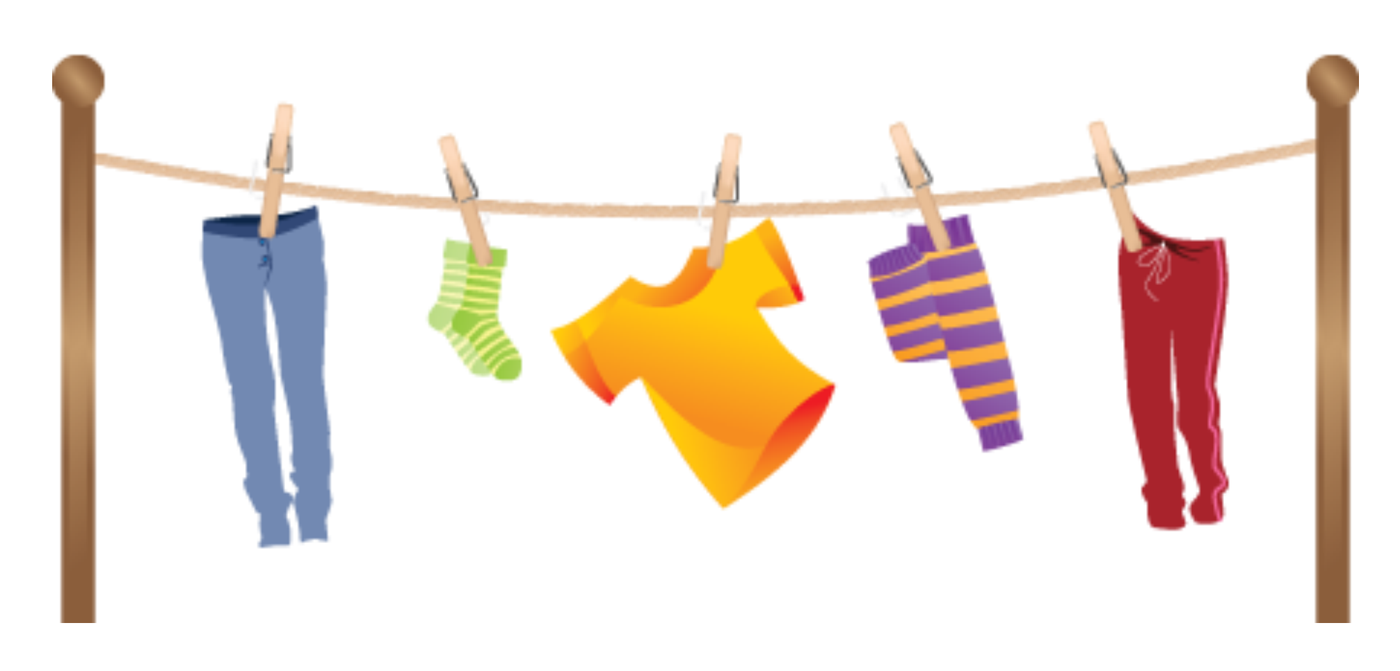 Hanging clothes clipart png. Catch the egg game