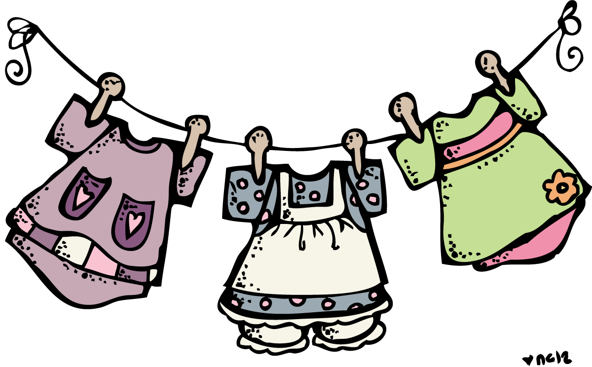 Hanging clothes clipart png. Melonheadz laundry blech posted