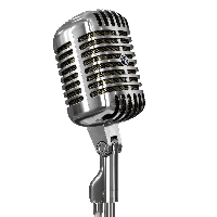 Microphone png silver. Download free photo images
