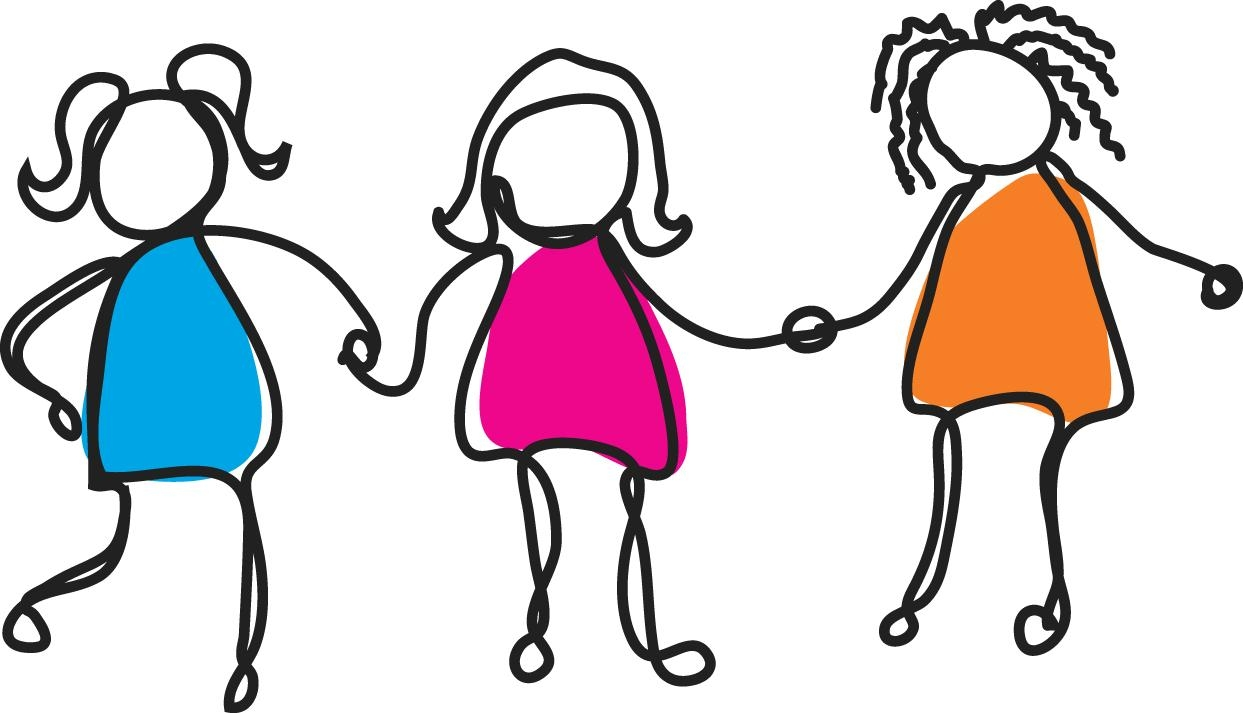 Hanging out with clipart friends clipart. Clip art group of