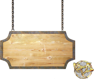 Hanging wooden sign png. Wood transparent pictures free