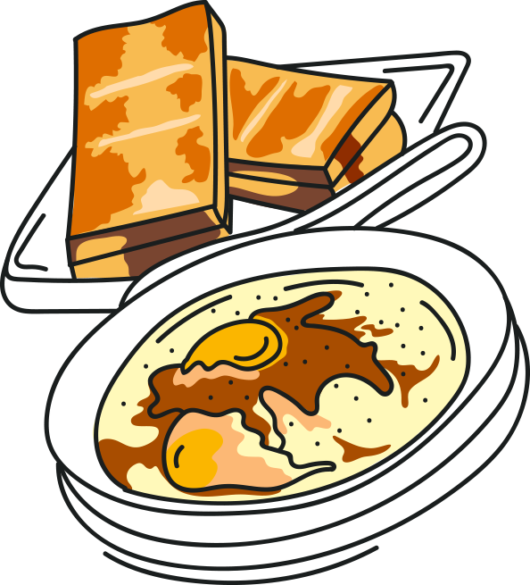 Hangover clip. Toast svg library