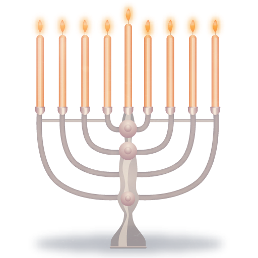 Hanukkah clipart banner. Candle holder images gallery