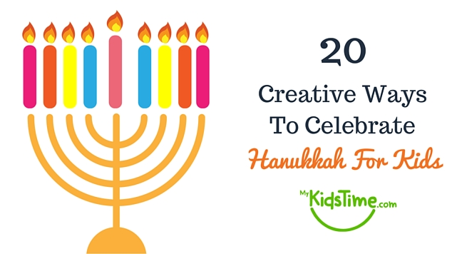 Hanukkah clipart hanukkah kid. Creative ways to