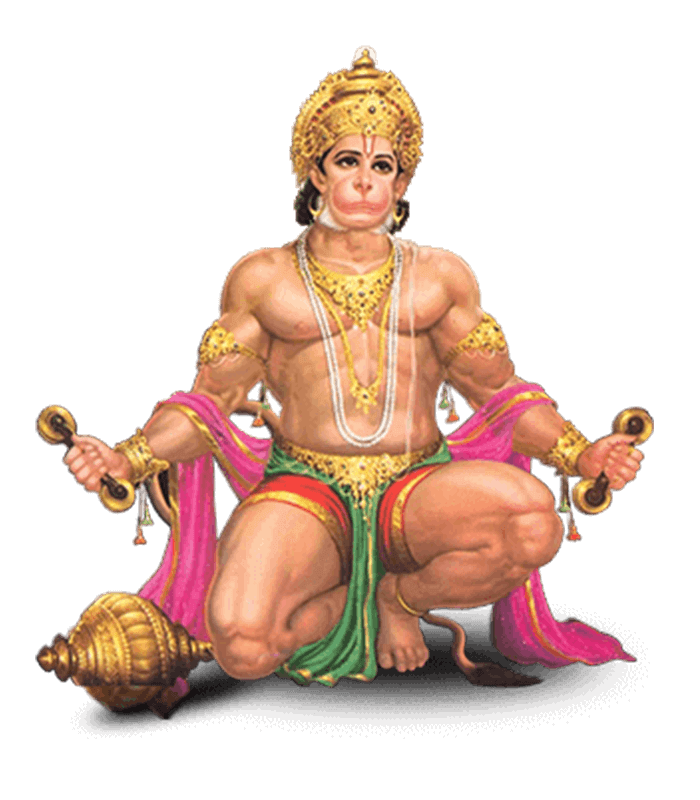 Hanuman drawing muscle. Png images free download