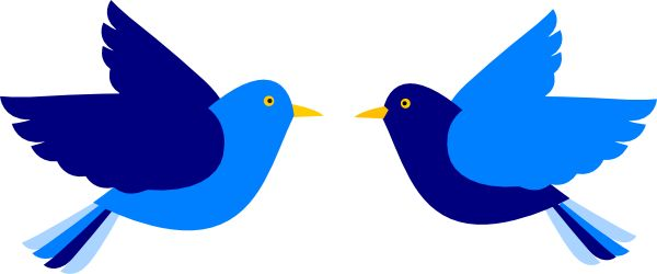 Happiness clipart bluebird happiness. Clip art of