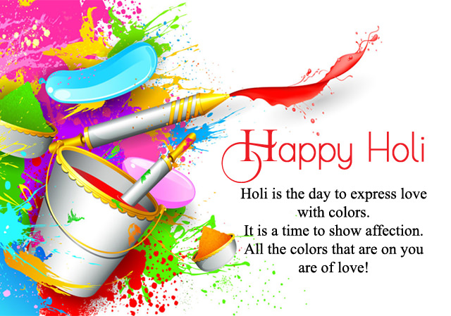 Happiness clipart inspirational quote. Happy holi quotes in