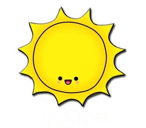 Happiness clipart mr sun. Best images on