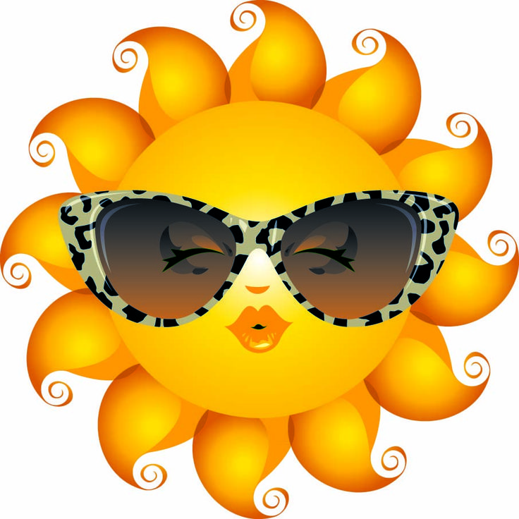 Happiness clipart mr sun. Best emojis suns
