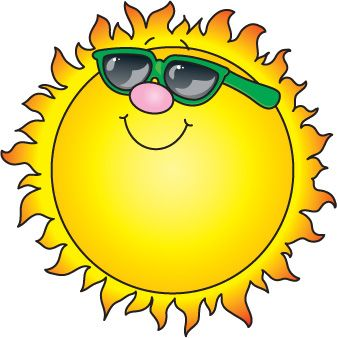 Happiness clipart sunshine. Sunniest states are happiest